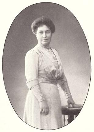 Jassy Torrund in mittlerem Alter
